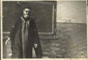 The Departure of My Previous Father of Confession